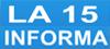 Logo de La 15 Informa